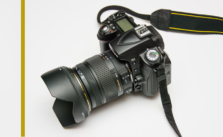 How to Use DSLR Camera – Advanced Shooting Information
