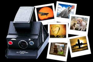 Instant camera guide