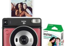 Fujifilm Instax SQ6 Review | Analog in Square Format